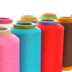 Poly Spandex Yarn