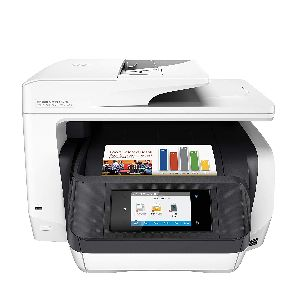 HP OfficeJet Pro 8720 All-in-One Printer Multi-function Printer  (Black)
