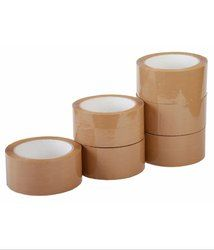 brown self adhesive tapes