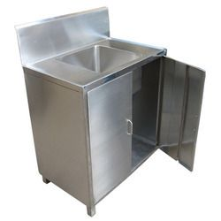 Buffing Finish Portable Sink