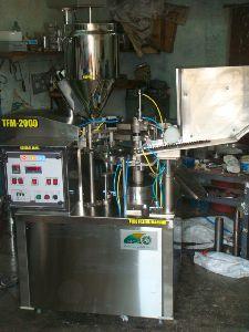Automatic Tube Filling Machine