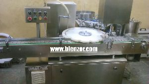 Fully Automatic Eye Drop Filling Machine