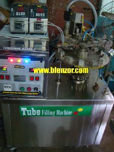 Super Glue Fevikwick Tube Filling Sealing Machine