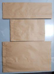 Brown Kraft Conventional Kirana Bags