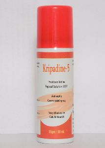 50ml Kripadine-5 Spray