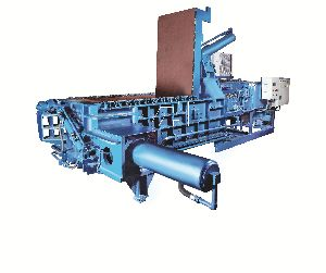 Triple Compression Automatic Baler