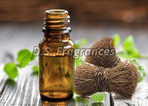 Brown Vetiver Oil