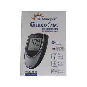 Dr. Morepen Gluco One Glucometer