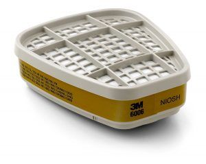 3M 6006 Multi Acid Gas-Organic Vapor Cartridge
