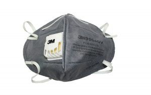 3M 9004GV Particulate Respirator Mask