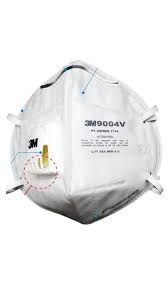 3M 9004V Particulate Respirator Mask