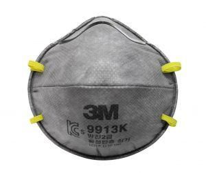 3M 9913 OV Disposable Respirators
