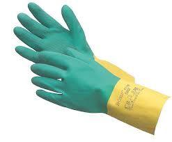 87-900  Ansell Bi-Colour Gloves