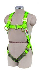 AB-81 Gold Full Body Harness