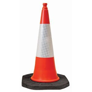 ACME Traffic Cones with Reflective Sleeve