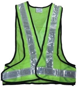 Airport Net Safety Jacket