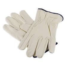 Leather Gripper Gloves