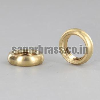 Brass Beaded Nut