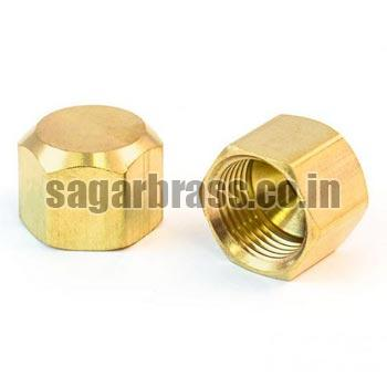Brass Flare Cap