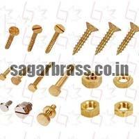 Brass Nut Fastener