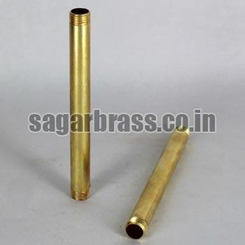 Threaded Brass Pipe