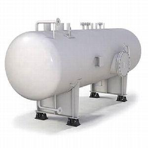 Horizontal Tank Weighing System