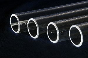 Fused Silica Glass Tubes