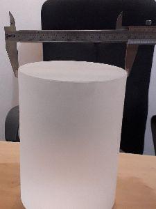 Quartz Glass Opaque Rod