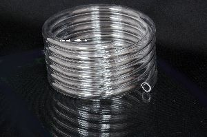 Quartz Glass Spiral Tubes