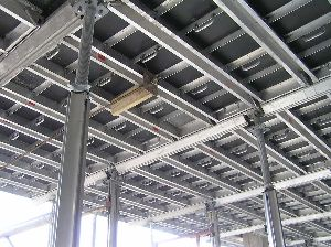 Panel Decking System