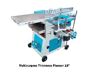 18 Inch Multipurpose Thickness Planner Machine