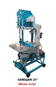 24 Inch Heavy Duty Bandsaw Machine