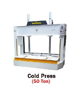 50 Ton Cold Press