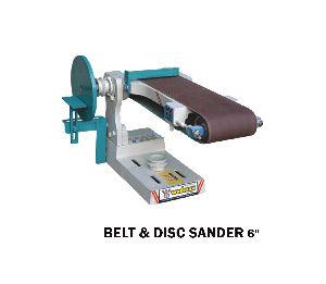 Belt & Disc Sander