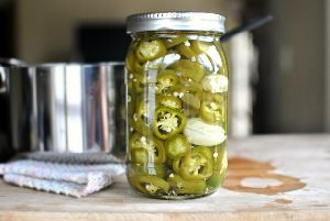 Preserved Jalapeno Peppers