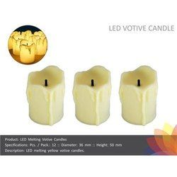 LED Melting Votives
