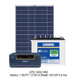 5 KW Solar On Grid Combo Set