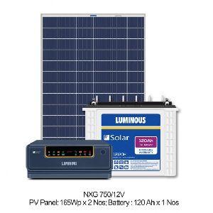500 VA Solar Off Grid Combo Set