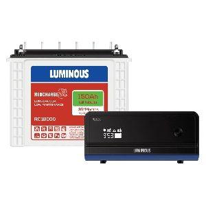 900VA Zelio 1100 & 150 Ah RC18000 Home UPS & Batteries Combo Set