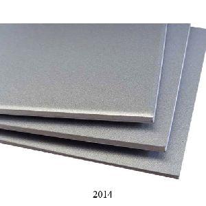 2014 Aluminium Alloy Plate
