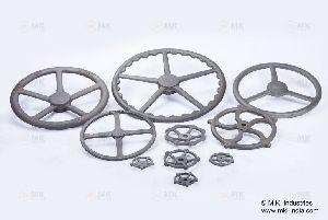 Valve Handwheel Castings