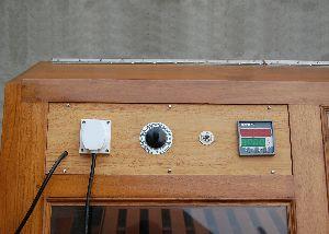 Wooden Lying Type Sarvang Vashpa Swedan Yantra With Steam Generator