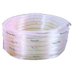 Flying Flex Transparent PVC Clear Pipe