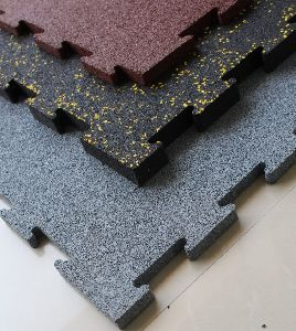Playground Flooring Rubber Tile