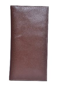 Coffee Brown Mens Leather Wallet