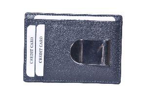 Leather Clip Case