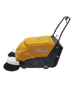 Walk Behind Floor Sweeper