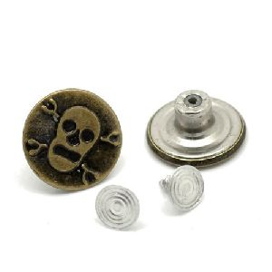 Alloy Jeans Button
