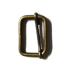 Brass Adjuster Buckle