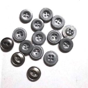 Metal Jeans Button